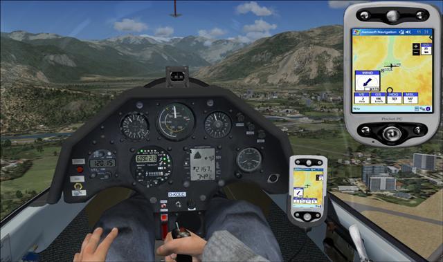Discus cockpit