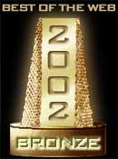 2002 Bronze Award