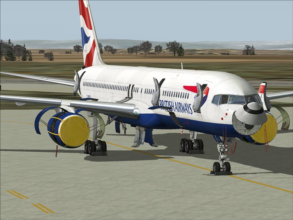 The 'AirNet' Web Site  Flight Simulation Showcase